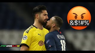 Neymar Jr ● Best Fights & Angry Moments Ever! ● Updated 2017 ● HD #Neymar