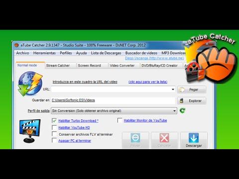 Xxx Mp4 Como Convertir Vídeos A Diferentes Formatos Con Atube Catcher Actualizado 3gp Sex