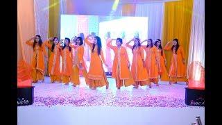 Pardesiya Yeh Sach Hai Piya Holud Dance Performance In Bangladesh || @A.H.Mredul || SKYDANCE Company