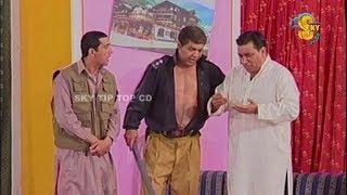 Nasir Chinyoti and Zafri Khan Best Stage Drama Full Comedy Clip