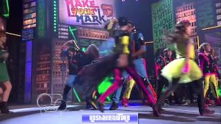 Disney's Make Your Mark Shake It Up Ultimate Dance Off Bella Thorne and Zendaya's Performance HD