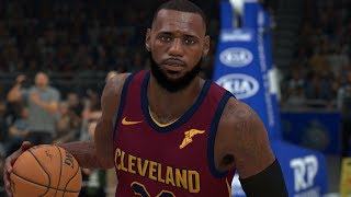 Is LeBron The Cover Athlete NBA 2K19? Release Date!