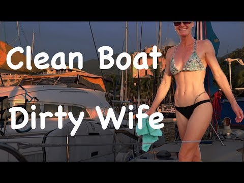 Xxx Mp4 Two Afloat Sailing Ep 20 Clean Boat Dirty Wife 3gp Sex