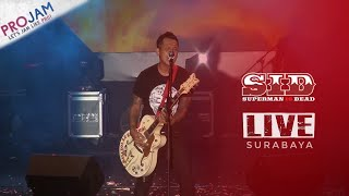 SUPERMAN IS DEAD (SID) LIVE SURABAYA 2016