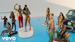 Young Dolph, Key Glock - Water on Water on Water (Official Video)