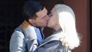Lady Gaga And Finn Wittrock Hot Kissing Scene | American Horror Story Hotel