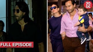 Ranveer Singh Makes Time For Fans   Saif-Kareena Return With Baby Taimur From Vacation & More