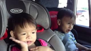 Cute 4-year-old boy sings Frozen's