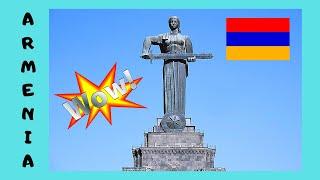 ARMENIA, a tour of its beautiful capital YEREVAN