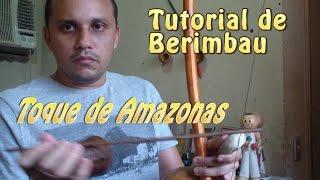 Tutorial de berimbau #12 (Toque de Amazonas do mestre Bimba Regional)