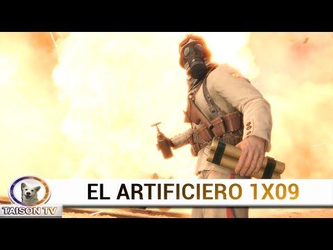 Battlefield 1 El Artificiero 1x09 Dinamiten