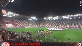 Steaua Bucharest - Ultras World 2014 (position 3)