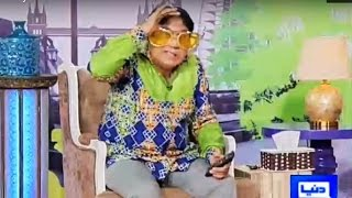 Hasb e Haal 15 May 2016 - حسب حال - Azizi as Malik Sahib - Dunya News