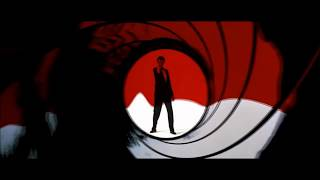 James Bond Gun Barrel Opening (Pierce Brosnan VS Daniel Craig