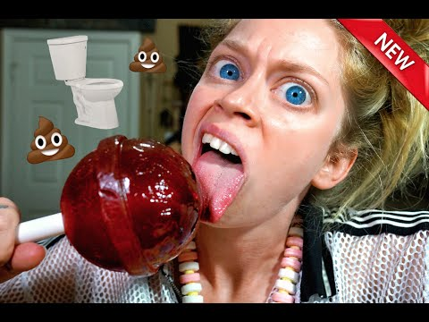 NEW SERIES! WORLD'S WEIRDEST CANDY FT. TOILET CANDY