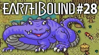 The Land Of The Dinosaurs -- Earthbound #28
