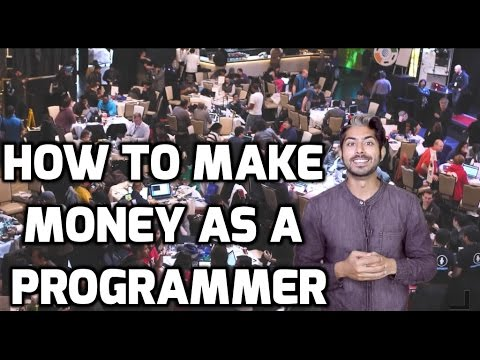 Xxx Mp4 How To Make Money As A Programmer In 2018 3gp Sex