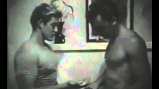 Muscle men vintage erotic movie