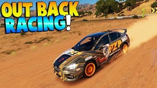 Forza 3 - OUTBACK RACING ON SAND! - Forza Horizon 3 Hot Wheels DLC Gameplay - Hot Wheels Racing Game