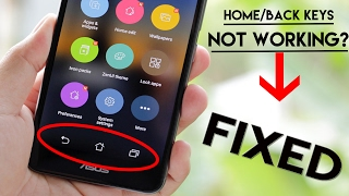 Home Button/Back Button Not Working   Easy Fix   NO ROOT REQUIRED
