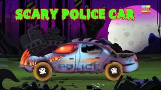 Scary Street Vehicles   Learn Vehicles   Scary Video for Kids & Toddlers