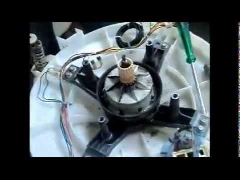 Maquina de lavar Brastemp desmontagem