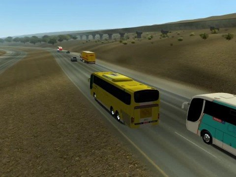 18 WOS HAULIN bus trip3 with Marcopolo Paradiso 1200 G6