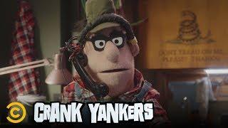Adam Carolla Prank Calls a Nut Store as Birchum - Crank Yankers