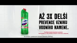 Domestos - Oxford Almati TVC 30s 720 25fps Czech