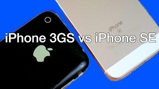 iPhone 3GS vs iPhone SE?