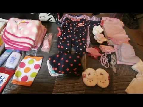 Xxx Mp4 What S In My Diaper Bag NEWBORN HOSPITAL BAG 3gp Sex