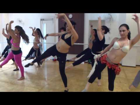 Elis Pinheiro Professional Bellydance Performer s Course Choreography