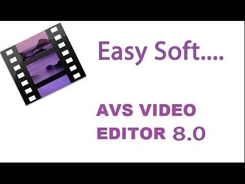 Xxx Mp4 AVS Video Editor 8 0 Crack 100 Working By Easy Soft 3gp Sex