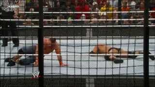 John Cena wins Raw Elimination Chamber Match: Elimination Chamber 2010 , 18 luty 2012