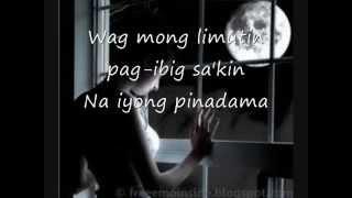 Hanggang Ngayon by Kyla (instrumental w/ lyrics)
