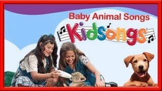 Kidsongs: Baby Animal Songs part 1  | Top Children's Songs