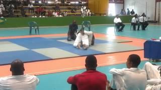 Guyana Martial Arts Tournament Grappling