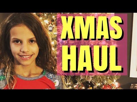 American Girl Doll Haul Christmas 2016
