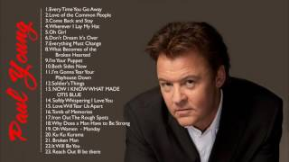 Best Of Paul Young Greatest Hits   Paul Young Playlist All Time [Nice Cover]