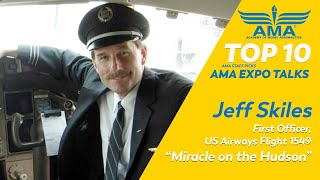 First Officer Jeff Skiles - Miracle on the Hudson