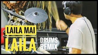 Raees - Laila Mein Laila (Drum Cover) Parth Saini