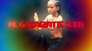 MLG KARATE KID!! || DEFENDER OF THE MOUNTAIN DEW!!!