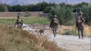 U.S. Marines In Sangin, Afghanistan