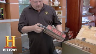 Pawn Stars: WWII Book Shell Disguise (Season 6) | History