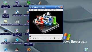 Windows Server 2003 Enterprise Edition SP2 (Portuguese-Brazilian) in VirtualBox