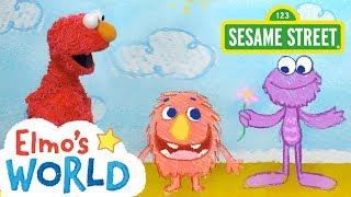 Sesame Street: NEW Elmo's World: Kindness | FULL Segment