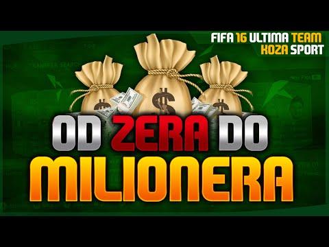 watch FIFA 16 -  od ZERA do MILIONERA - #1 START!!!