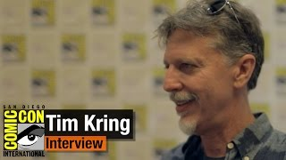 San Diego Comic Con 2015: Heroes director Tim Kring makes life hard for his characters