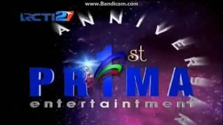 Prima Entertainment 1st Anniversary Ident