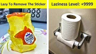 People Who Are Lazier Than a Couch Potato, or Even a Sloth